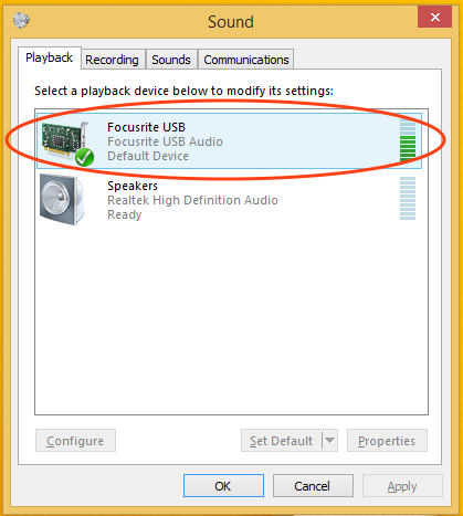 Using your Focusrite USB Audio interface with FL Studio on Windows