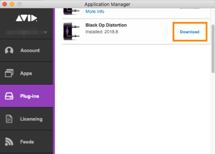 Installing the additional plugins bundled with the Pro Tools