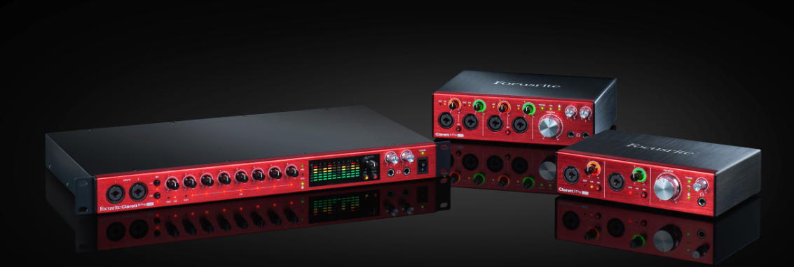 Focusrite product compatibility with macOS 10 13 High Sierra
