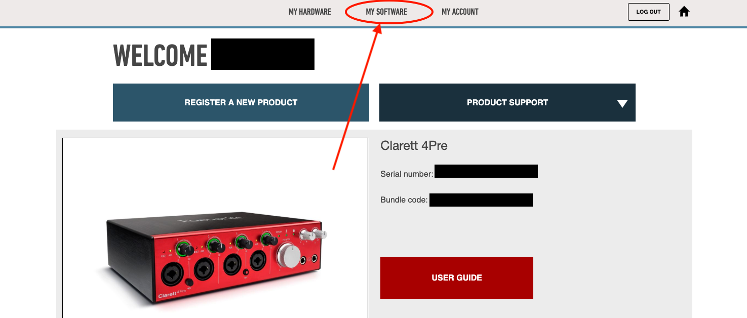 Where is my Red Plug-In Suite activation code? – Focusrite