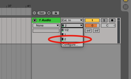 Ableton Forum • View topic - Audio clips displaying as mono or stereo